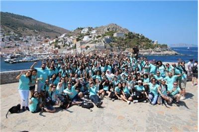 Student Life Leadership Conference: Greece 2017 - Student Leaders from MAIA and Around the World